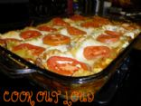 Turkey, Butternut Squash Lasagna (by www.cookoutloud.com)