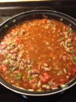 Anna's Turkey Chili