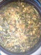 Vegan Chard, Leek, & Bean Soup