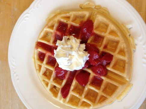 Bisquick Belgian Waffles (Seymour)