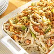 Chicken & Noodle Pot Pie