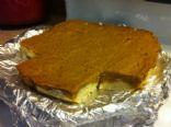 Pumpkin Shortbread Bars - Fat Free AND Sugar Free
