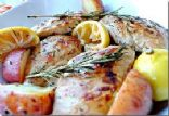 Tuscan Rosemary Garlic Chicken