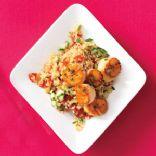 Maple Orange Shrimp