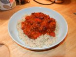 Quorn and root vegetable chili