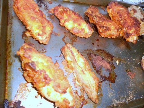 Doritos-crusted chicken tenders