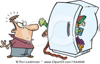Clean Out Refrigerator Clip Art Just B Cause