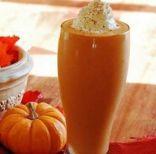 ViSalus Pumpkin Pie Frappuccino