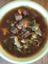 Old Fashioned Hearty Beef Vegetable Soup