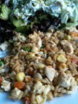 WW Chicken Fried Rice
