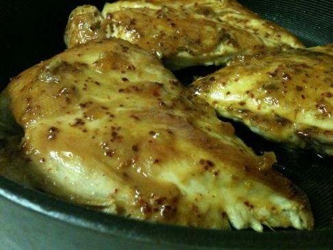 Maria's Sweet & Hot Glaze