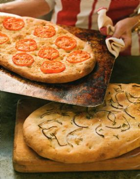 Traditional Flatbread (calories only for basic recipe)