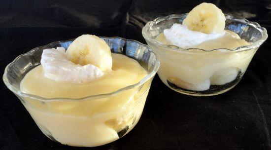 Low Carb Silky Vanilla Pudding - No Lumps!