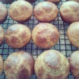 Mini Cornmeal Bran Muffins