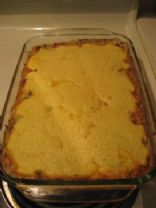 TAMALE CASSEROLE