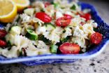 Pasta Salad with Tomatoes, Zucchini, and Feta