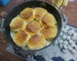 Dutch Oven Chicken 'n Biscuits