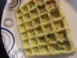 Egg & Potato Waffle/Omelet