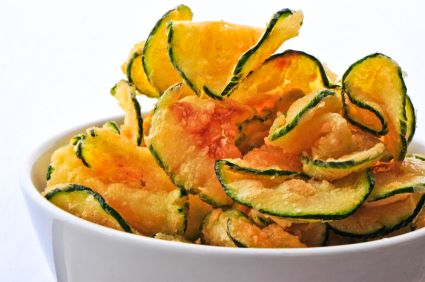 Zucchini Chips