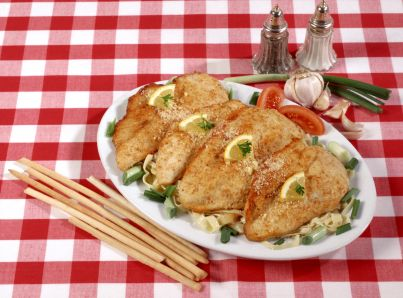 Very Lemony Chicken RECIPE