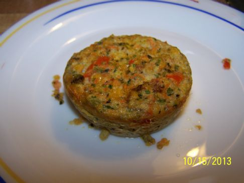 My Everything Egg Frittata