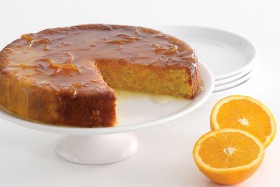 Flourless Orange Cake