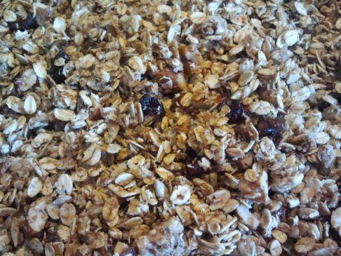 Sugar Free Gluten Free Delicious Granola