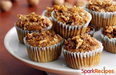 Morning Glory Breakfast Muffins