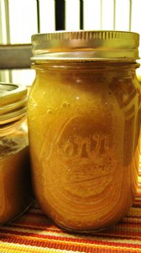 Apple Pear Butter