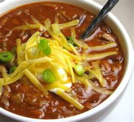 Low Cal Hearty 3 Bean Turkey/Chicken Chili