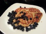 Berry Yummy Banana Pancakes #FITFOOD