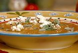 Cumin Pumpkin Soup