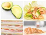 Chicken, Bacon, and Avocado Lettuce Wraps
