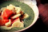 Green Tea Chia Pudding