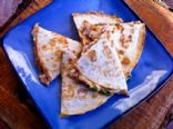 Hickory Smoked Tuna Quesadillas
