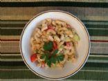 Light Garden Fresh Macaroni salad