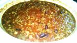 Slow Cooker Wendy's Chili