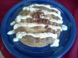cinnabun pancakes