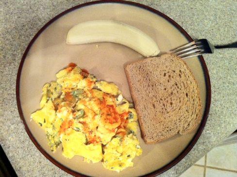 Scrambled Eggs (spicy)