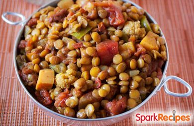 Vegetarian Vindaloo