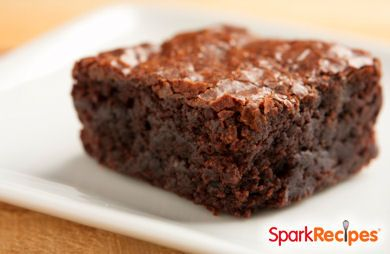 Single Serving Chocolate Brownie
