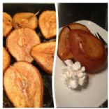 Simple Baked Pears