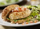 Salsa Turkey Burgers