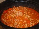 Turkey Chilli