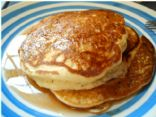 Delicious Buttermilk Pancakes