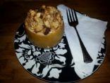 Breakfast Baked Apples (Vegetarian)