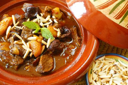 Slow Cooker Moroccan Beef Stew  Recipe