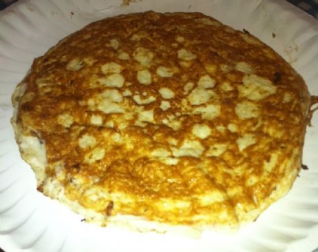 Super-Simple Banana Pancakes (or griddlecakes)
