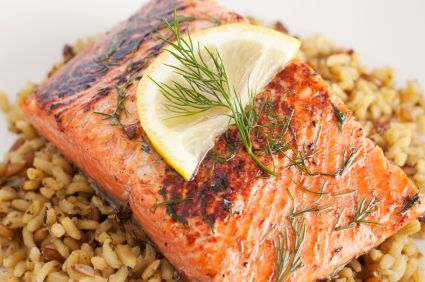 Easy Grilled Salmon Recipe — Dishmaps