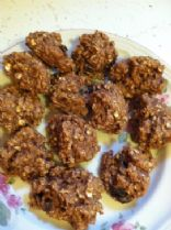 TIffany's Homemade Breakfast Protein Bars